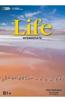 Life Intermediate Student´s Book with DVD