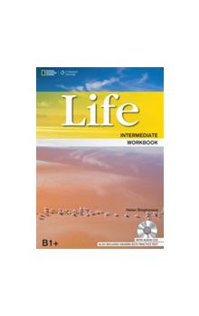 Life Intermediate Workbook with Audio CD