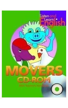 Listen and Learn English Movers CD-ROM + Teacher's Handbook Pack - Homerton College
