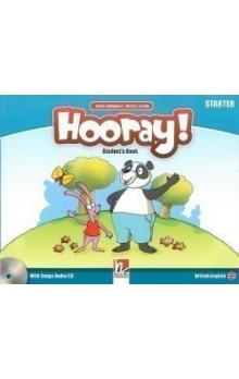 Hooray, Let´s Play! Starter Student´s Book with Songs Audio CD