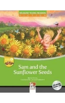 Helbling Young Readers Fiction Stage C: Sam and the Sunflower Seeds + CD-Rom Pack