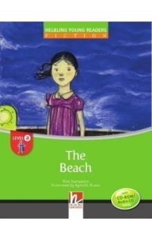 Helbling Young Readers Fiction Stage A: the Beach + CD-Rom Pack