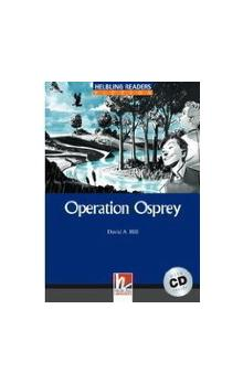 Helbling Readers Fiction Level 4 Blue Line - Operation Osprey + Audio CD Pack