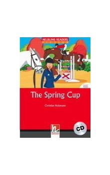 Helbling Readers Fiction Level 3 Red Line - the Spring Cup + Audio CD Pack