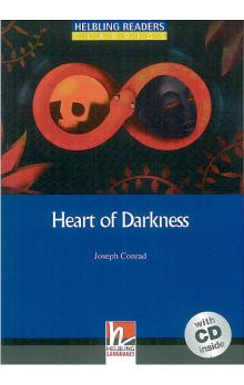 Helbling Readers Classics Level 5 Blue Line - Heart of Darkness + Audio CD Pack - Conrad J.