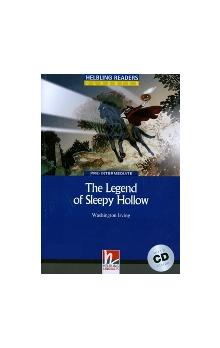 Helbling Readers Classics Level 4 Blue Line - the Legend of Sleepy Hollow + Audio CD Pack - Irving W.