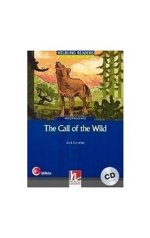 Helbling Readers Classics Level 4 Blue Line - the Call of the Wild + Audio CD Pack