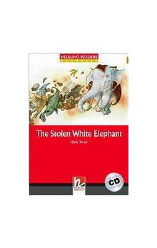 Helbling Readers Classics Level 3 Red Line - the Stolen White Elephant + Audio CD Pack
