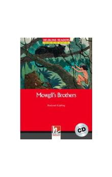 Helbling Readers Classics Level 2 Red Line - Mowgli's Brothers (from the Jungle Book) + Audio CD - Kipling R.