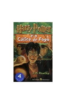 Harry Potter E O Calice de Fogo - Rowling J. K.