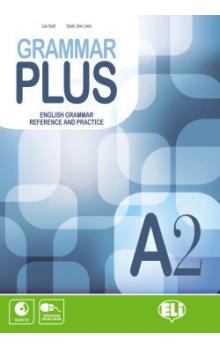 Grammar Plus A2 with Audio CD