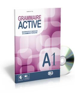 Grammaire active A1 + CD Audio