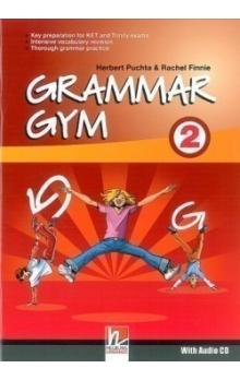 Grammar Gym 2 with Audio CD