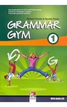 Grammar Gym 1 with Audio CD