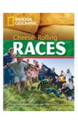 Footprint Readers Library Level 1000 - Cheese-rolling Races + MultiDVD Pack