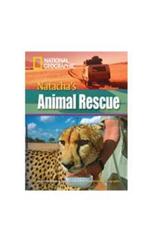 Footprint Readers Library Level 3000 - Natacha´s Animal Rescue + MultiDVD Pack - Waring Rob National Geographic