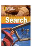 Footprint Readers Library Level 1000 - Dinosaur Search + MultiDVD Pack