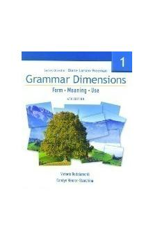 Grammar Dimensions: Form, Meaning and Use 1 Student´s Book
