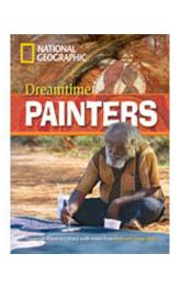 Footprint Readers Library Level 800 - Dreamtime Painters + MultiDVD Pack