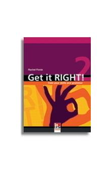 Get It Right 2 with Audio CD