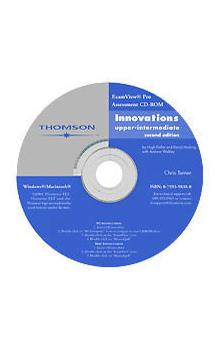 Innovations Upper Intermediate Assessment CD-ROM  with Examview Pro