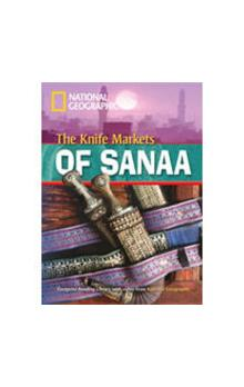 Footprint Readers Library Level 1000 - the Knife Markets of Sanaa + MultiDVD Pack