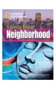 Footprint Readers Library Level 1000 - a Special Type of Neigbourhood + MultiDVD Pack
