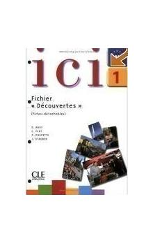 Ici 1 Cahier d´exercices + CD