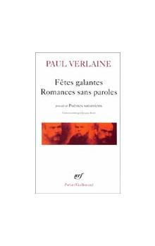 Fêtes galantes. Romances sans paroles