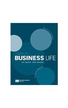 English for Business Life Pre-intermediate Trainer's Manual