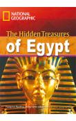 Footprint Readers Library Level 2600 - the Hidden Treasures of Egypt