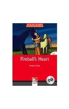 Helbling Readers Fiction Level 1 Red Line - Fireball´s Heart + Audio CD Pack