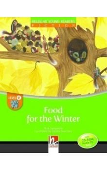 Helbling Young Readers Fiction Stage E: Food for the Winter + CD-Rom Pack