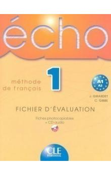 Echo 1 Fichier d´évaluation
