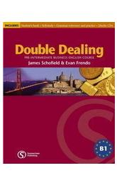 Double Dealing: Pre-intermediate Business English Course Student´s Book with Grammar Reference and P