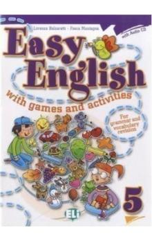 Easy English with Games and Activities 5 with Audio CD