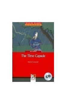 Helbling Readers Fiction Level 2 Red Line - the Time Capsule + Audio CD Pack