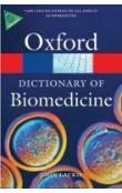 A Dictionary of Biomedicine (Oxford Paperback Reference)