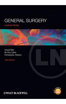 Lecture Notes: General Surgery 12th Ed.