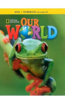 Our World Level 1 Workbook with Audio CD