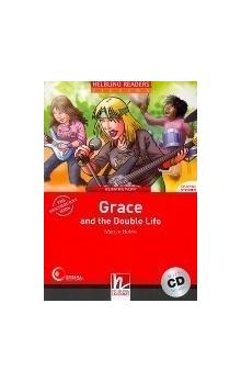 Helbling Readers Fiction Level 3 Red Line - Grace and the Double Life + Audio CD Pack