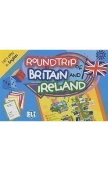Let´s Play in English: Roundtrip of Britain and Ireland