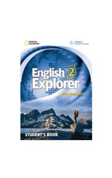 English Explorer 2 Student´s Book with MultiROM