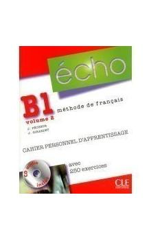 Echo B1/2 Cahier personnel + CD