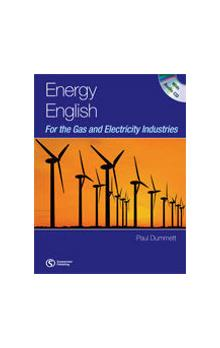 Energy English for the Gas and Electricity Industries Student's Book + Audio CD Pack