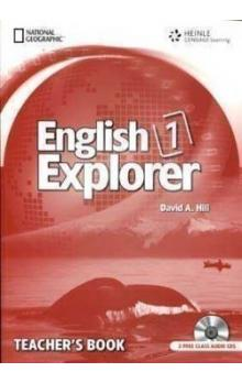 English Explorer 1 Teacher´s Book with Class Audio CDs (2)