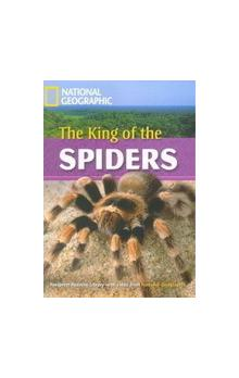 Footprint Readers Library Level 2600 - the King of the Spiders + MultiDVD Pack