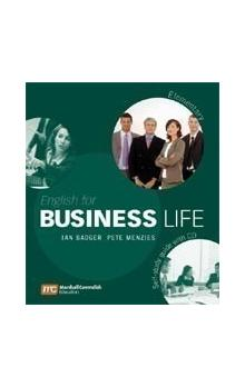 English for Business Life Elementary Self-study Guide + CD
