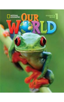 Our World Level 1 Student´s Book with CD-ROM