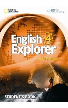 English Explorer 4 Student´s Book with MultiROM
